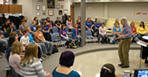 Choral Clinic held at Mahomet Seymore HS
